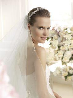 Vestido La Sposa - Modelo Daphne