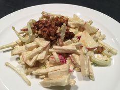 Celerový salát s jablky a fenyklem Vás překvapí svouprovoněnou chutí. Nezapomeňte však dozdobit opečenými ořechy v medu s kajenským pepřem. Pak je tento salát dokonalý.... číst více Feta, Cabbage, Grains, Dairy, Rice, Cheese, Chicken, Vegetables, Veggies
