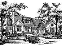 Home Plans HOMEPW23989 - 2,876 Square Feet, 4 Bedroom 3 Bathroom Country Home  ***************!!!!!!!!!!!!*****************************