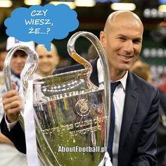 Zinedine Zidane obronił trofeum Ligi Mistrzów Real Madryt #ligamistrzow #zidane #zinedinezidane #realmadryt #pilkanozna #futbol #sport #ciekawostki