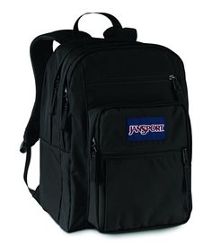 9911ee3b41 Jansport Big Student Backpack (Black) JanSport