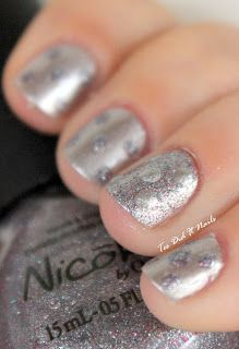 Tes Did It Nails: The New 31 Day Challenge : Day 2 : Silver