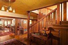 I really love the Craftsman style of architecture. Bolton-Culbertson House