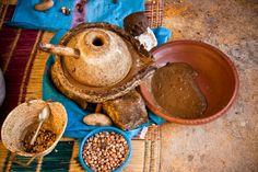 Oil of argan  Morocco Agadir !