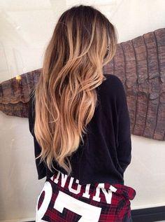 Cheveux ombre 2014