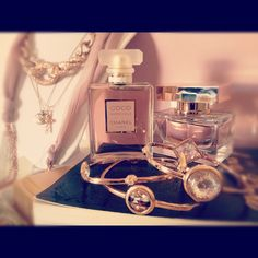 My Favorite Perfume. Coco Mademoiselle.   It has a fresh oriental scent with spicy notes. It was created by CHANEL master perfumer Jacques Polge in 2001. The fragrance represents the ever-evolving spirit of Coco Chanel in this feminine, sexy, young and exciting fragrance.