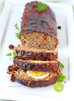 The World's Best Meatloaf Recipe World's Best Meatloaf Recipe, Homemade Meatloaf, Meatloaf Recipes, A Food, Good Food, Food And Drink, Yummy Food, Oven Dishes, Meat Loaf