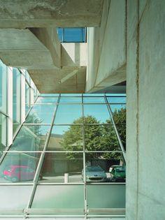 Theater Le Manège | Mons, Belgium | Pierre Hebbelinck - Atelier d'architecture | photo by Marie- Noëlle Dailly