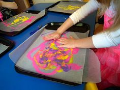Nice activity to encourage proprioceptive input and a little tactile