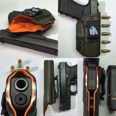 IWB Guerrilla Defender for a Glock 19/23