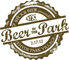 Beer In The Park