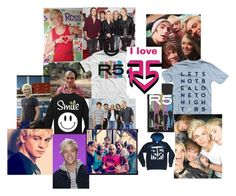 """""""R5"""" by crazylizzie4ever13 ❤ liked on Polyvore"""