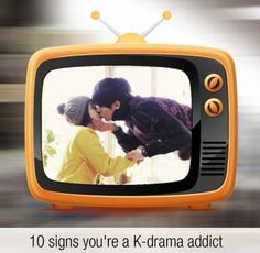 10 signs you're a K-drama addict | allkpop.com....my text ringtone is still set with the honorary mention