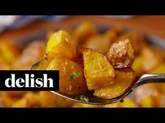 Cooking Salt & Vinegar Potatoes Video – Salt & Vinegar Potatoes Recipe How To Video