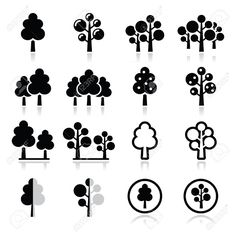 tree pictogram - Google 검색