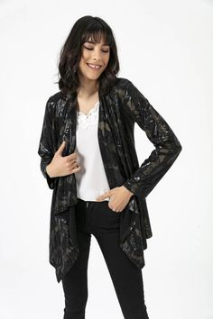 Leather Jacket, Jackets, Fashion, Studded Leather Jacket, Down Jackets, Moda, Leather Jackets, Fashion Styles, Fashion Illustrations