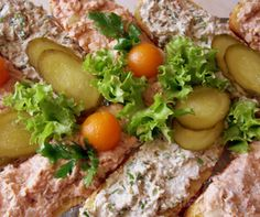 Pasta z makreli wędzonej - 2 wersje Pyza