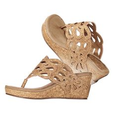 You will love this product from Avon:  Laser Cut Wedge Sale Price: $12.99 reg.  $39.99  A boost in height, in a subtle color with a leg-lengthening effect! With padded footbeds for comfort, you can wear these heels all day long without even realising it. Cork-like wedges with faux suede footbeds. Skid-resistant soles. Heels, 7 cm high Available in Sizes 8,9,10 Contact me to get yours www.interavon.ca/ope.odugbemi
