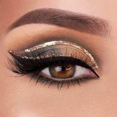 51 best eyeshadow looks, eye makeup looks, eye shadow , ey. Hazel Eye Makeup, Natural Eye Makeup, Natural Eyes, Eye Makeup Tips, Hazel Eyes, Makeup Ideas, Makeup Inspiration, Makeup Hacks, Makeup Geek