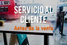 En opinión del equipo de redacción del blog acubierto el servicio al cliente se inicia y comienza en el momento en el que el cliente está pensando en