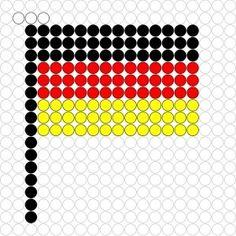 Perler Beads, Pixel Art, Mandala, Ambulance, Pattern, Ideas, Log Projects, Europe, Art