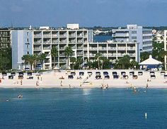 Alden Beach Resort, St Pete's Beach, Florida