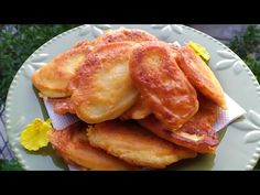 Pancakes, French Toast, Food And Drink, Cooking Recipes, Snacks, Breakfast, Savoury Pies, Youtube, Greek Dishes