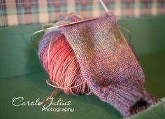 Wednesdays Are For Knitting: What's On The Needles?