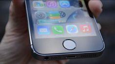 Los futuros iPhone podrían montar pantallas con sensor de huellas integrado