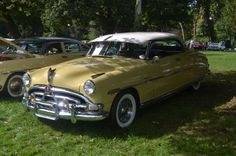 In the early days of NASCAR in the 1950s, the Hudson Hornet was the king. With a high-compression inline-six engine, the Hornet dominated the oval. An advanced unibody design with heavy-duty suspension gave the Hornet a superb chassis set-up and allowed the coupe to achieve relatively high speeds for extended periods of time.