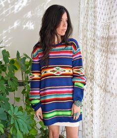 Ralph Laren Serape Unisex Novelty Sweater by PrismOfThreads, $125.00
