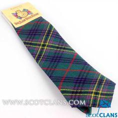 Kennedy Tartan Tie