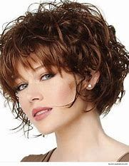 Image result for Best Short Curly Hairstyles