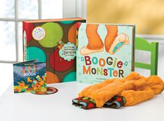 "Josie Bissett's ""Boogie Monster"" book is sure to get your kiddos singing and dancing this Halloween. (scheduled via http://www.tailwindapp.com?utm_source=pinterest&utm_medium=twpin&utm_content=post16522494&utm_campaign=scheduler_attribution)"