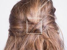 DIY-Anleitung: Kreative Haarschmuck-Ideen mit Haarklammern via DaWanda.com