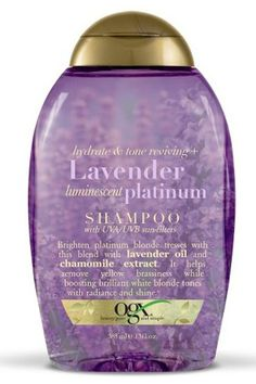 Make Your Hair Look Amazing With These Tips - All Hair Care Tips and Guide 18 Best Purple Shampoos - Top Purple Shampoo for Blonde Hair Purple Shampoo Toner, Lila Shampoo, Purple Shampoo For Blondes, No Yellow Shampoo, Purple Shampoo And Conditioner, Shampoo For Gray Hair, Color Shampoo, Brassy Blonde, Brassy Hair