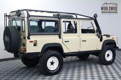 1994 Land Rover Defender 110 Defender Camper, Land Rover Defender 110, Landrover Defender, 4x4, Land Rover Discovery 2, Adventure Car, Expedition Truck, Toyota Fj Cruiser, Jeep Rubicon