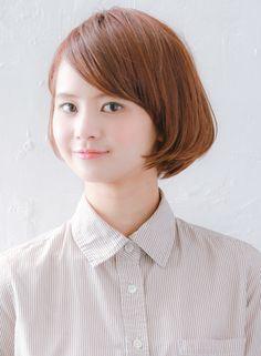 ナチュラルボブ 【Ridicule】 http://beautynavi.woman.excite.co.jp/salon/18731?pint ≪ #bobhair #bobstyle #bobhairstyle #hairstyle・ボブ・ヘアスタイル・髪型・髪形 ≫
