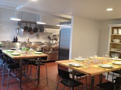 Full-service, state-of-the-art,  commercial kitchen for rent, studio, production and event space