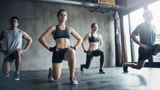 Fitness First team training classes: A workout that combines