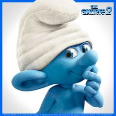 Clumsy is overwhelmed with what everyone has to say about The Smurfs 2!