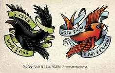 I once was lost Tattoo by Sam-Phillips-NZ.deviantart.com on @deviantART