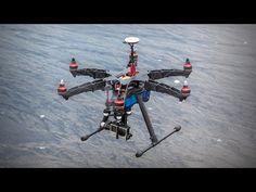 STORM Drone 6 V3 GPS Flying Platform (RTF / NAZA Lite) - HeliPal