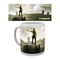 Mug The walking Dead Rick Grimes