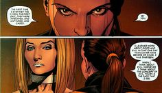 giant girl marvel | Memorable Marvel Moment: Kitty Pryde and Emma Frost – Astonishing X ...
