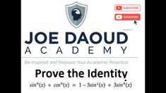 Trigonometry: How to prove the identity + = 1 - + 3 Math Tutor, Math Education, Math Fractions, Multiplication, Maths, Framed Words, Math Graphic Organizers, 7th Grade Math, Math Word Problems