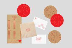 Brand Identity Design, Corporate Design, Branding Design, Logo Design, Cafe Branding, Identity Branding, Corporate Identity, Visual Identity, Elegant Business Cards