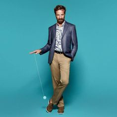 perry ellis Johnston Murphy, Perry Ellis, Khaki Pants, June 6th, Style Inspiration, Mens Fashion, Photo And Video, Cl, Swag