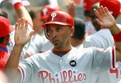 He will always be a Philly to me.  Raul Ibanez #29