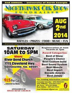 Best Car Show Images On Pinterest Fundraising Fundraisers And - Car show award categories